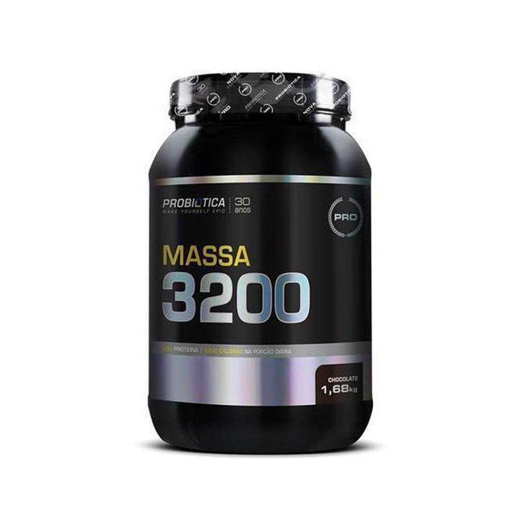 Massa 3200 1,68kg Probiótica