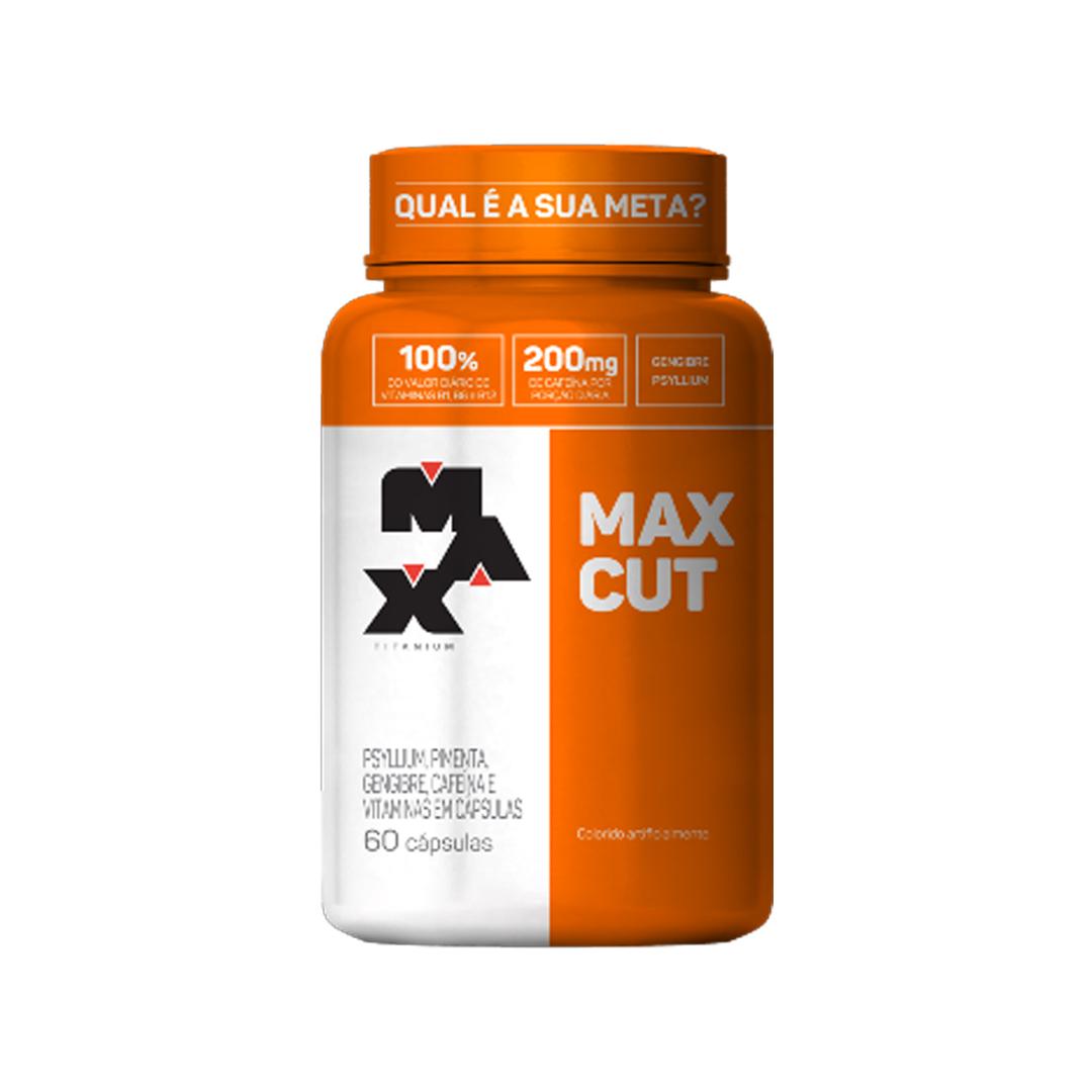 Max Cut 60 Cápsulas Max Titanium