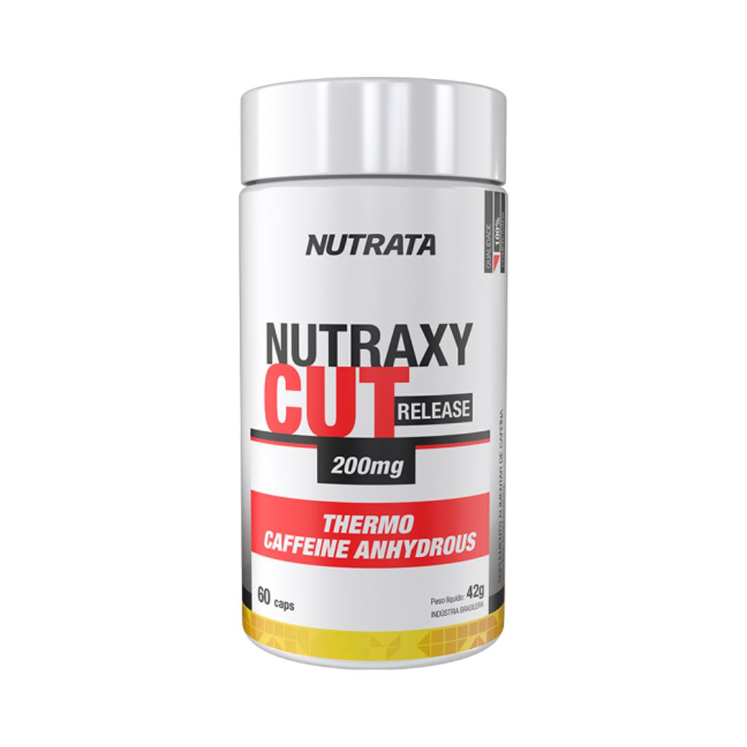Nutraxy Cut Release 60 Cápsulas Nutrata