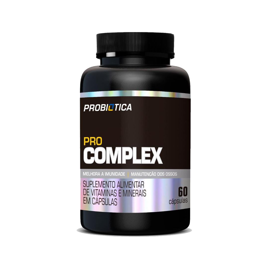 Pro Complex 60 Cápsulas Probiótica