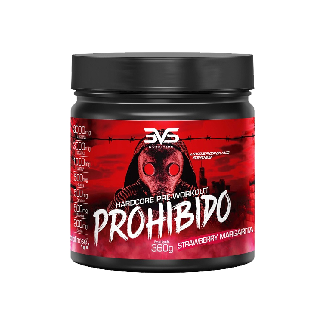 Prohibido Pre Workout 360g 3VS