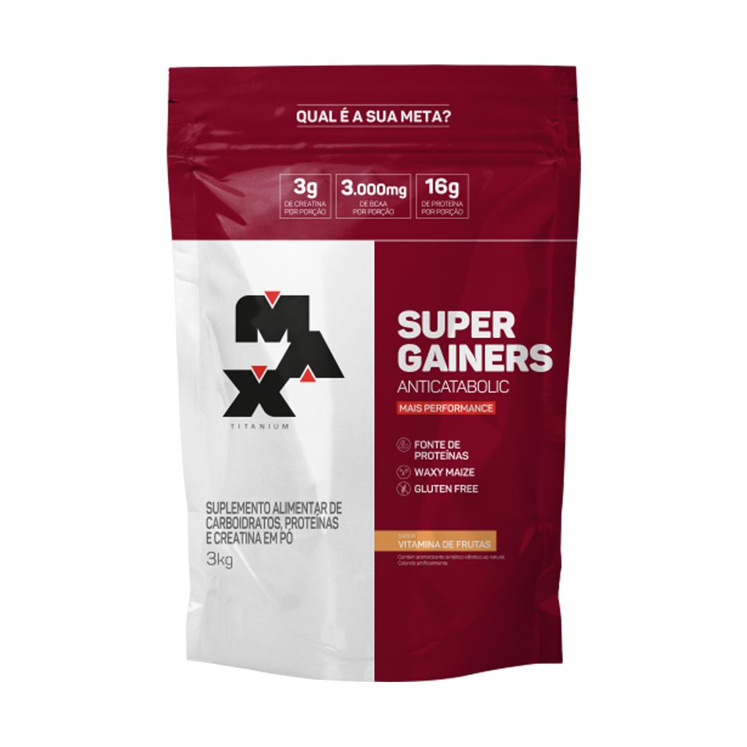 Super Gainers Anticatabolic 2kg Max Titanium