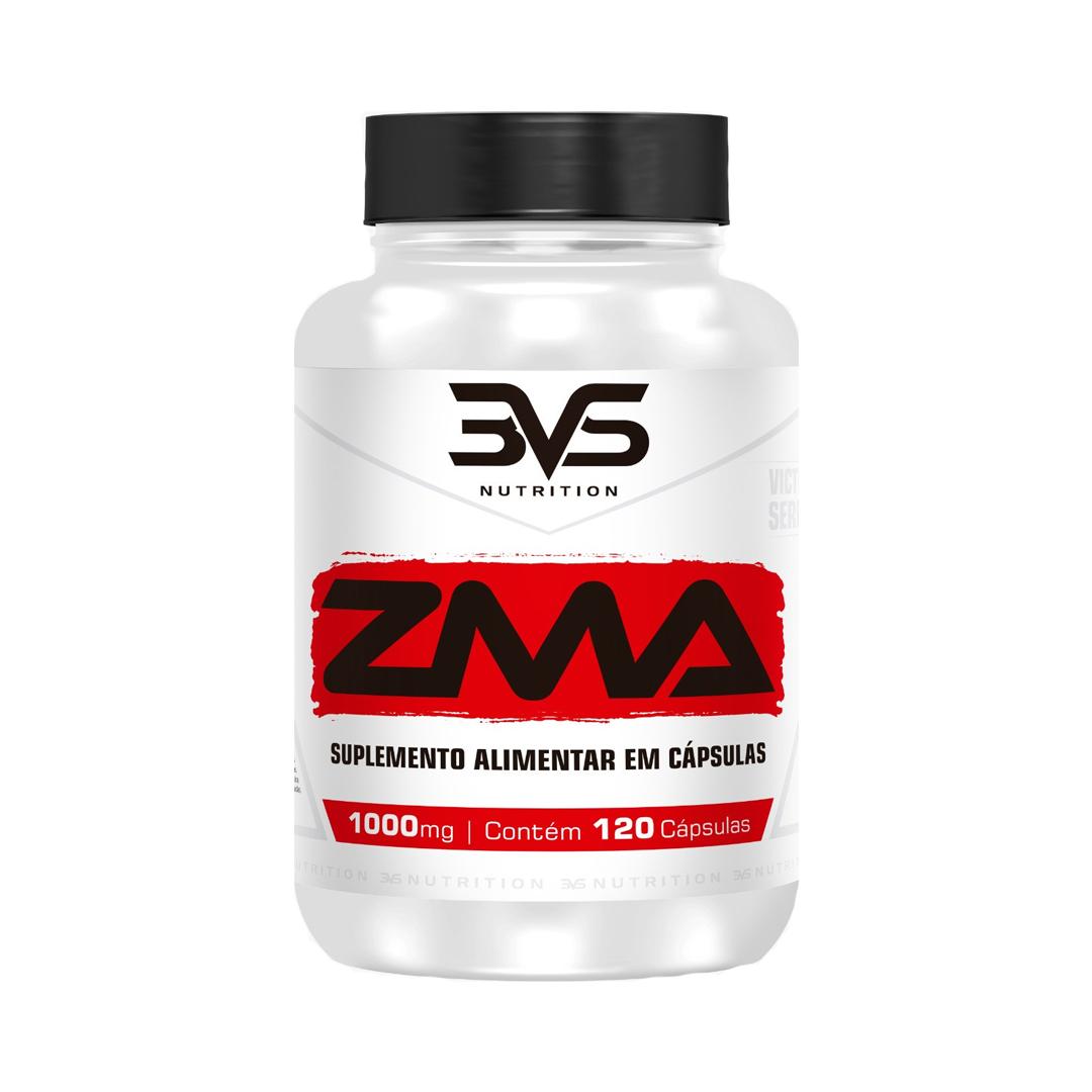ZMA 120 Cápsulas 3VS