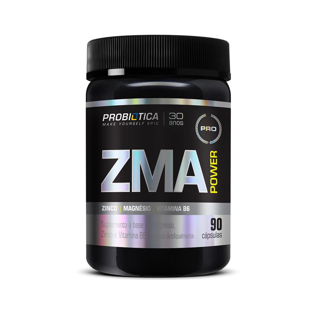 ZMA 90 Cápsulas Probiótica
