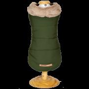 Capa Snow Agridoce Verde Militar - GG