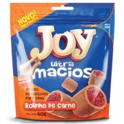 Petisco Joy Ultra Macios Rolinho de Carne