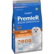 Ração Premier Raças Específicas Maltês para Cães Adultos 1kg