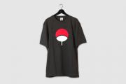 Camiseta Clã Uchiha Naruto