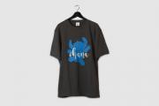 Camiseta Ohana Lilo And Stitch
