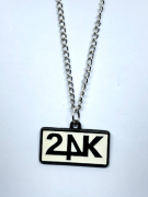 Colar 24K