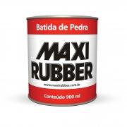 Bate Pedra Preto 900ml Maxi Rubber