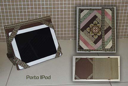 Apostila - Porta Ipad  - Tecidos Digitais