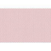 Tecido Digital Tricô Rosa