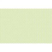 Tecido Digital Tricô Verde Menta