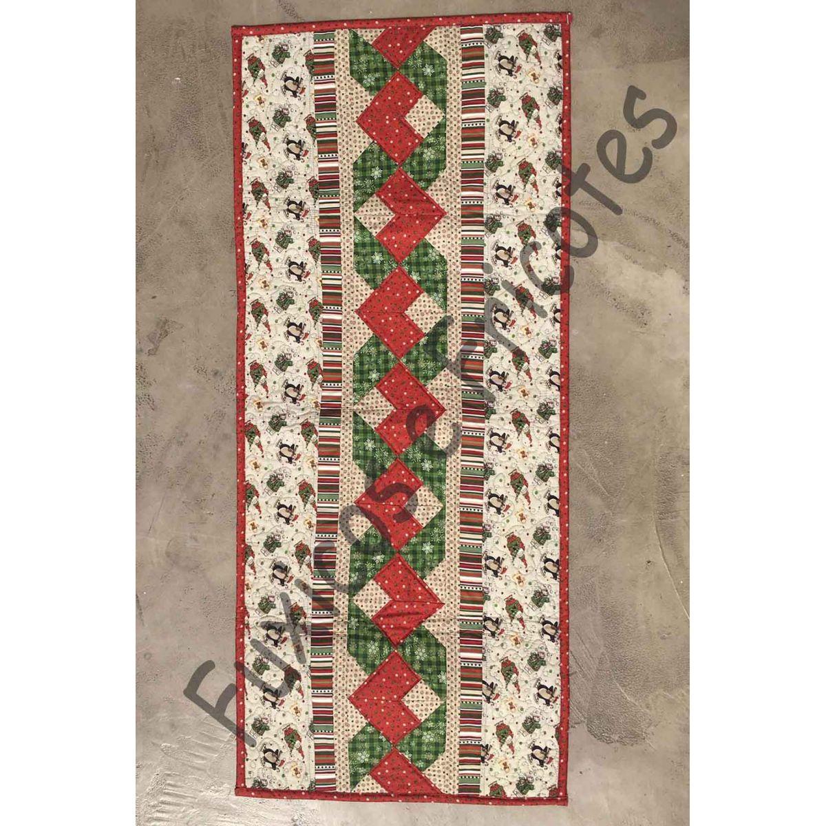 Apostila - Passadeira com Motivo de Natal  - Tecidos Digitais