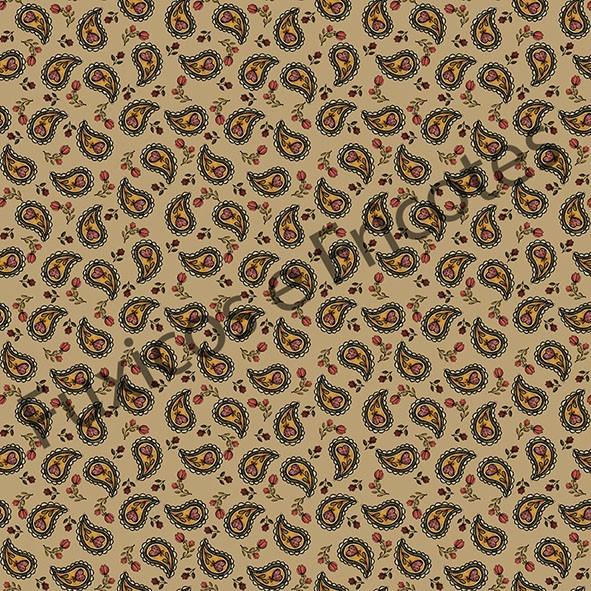 Tecido Digital Cashmere  - Tecidos Digitais