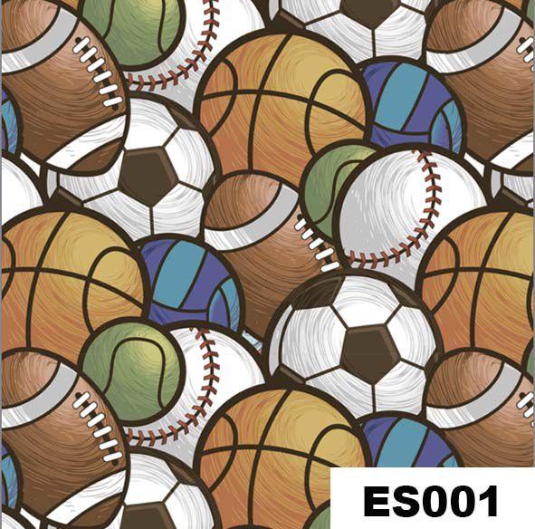 Multi Bolas Esportes  - Tecidos Digitais