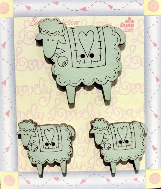 Ovelhas  - Tecidos Digitais