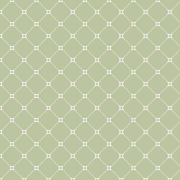 Tecido Básico Paris Verde  - Tecidos Digitais