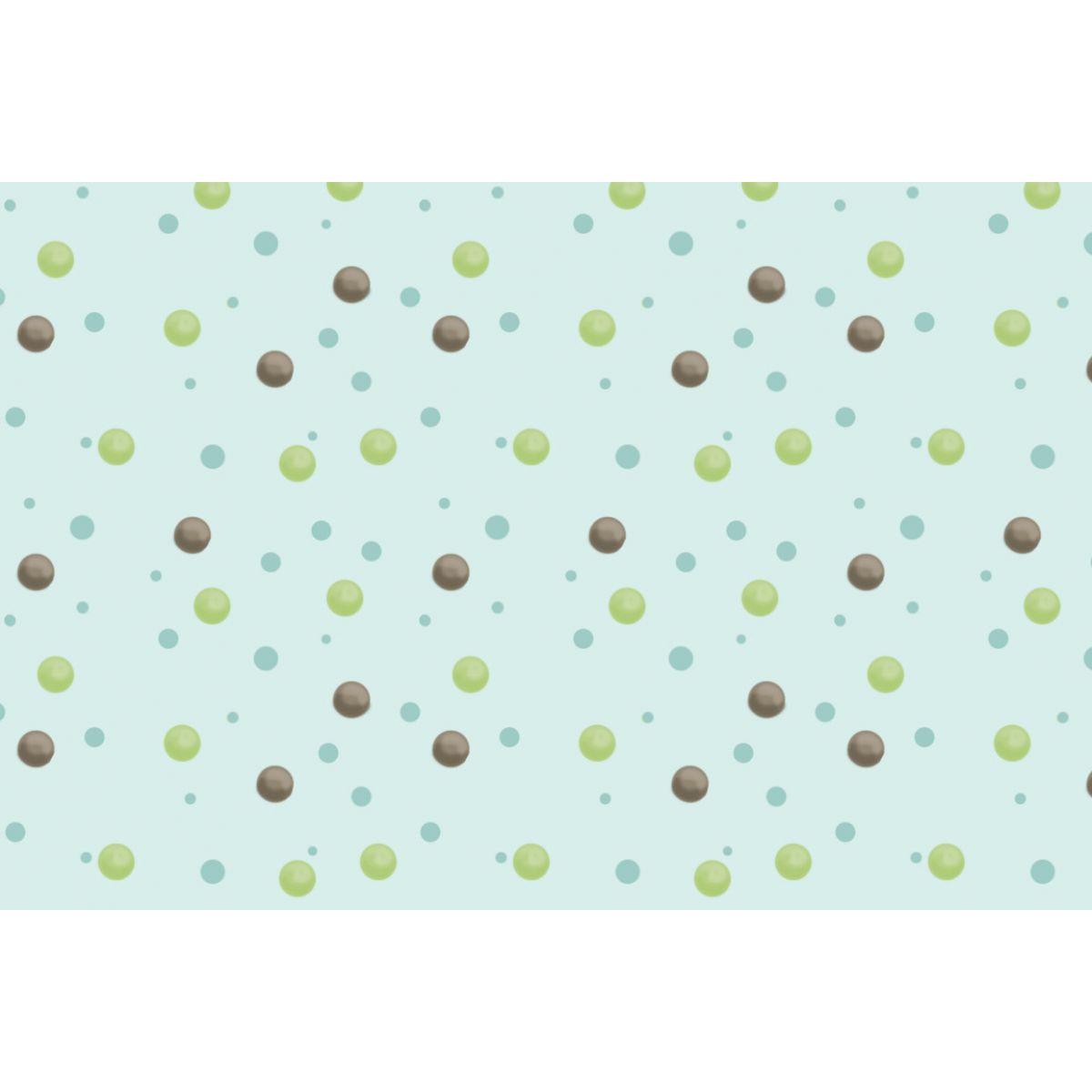 Tecido Digital Bolas Coloridas Acqua  - Tecidos Digitais