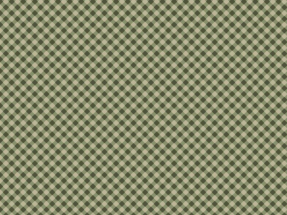 Tecido Digital Micro Xadrez Verde  - Tecidos Digitais