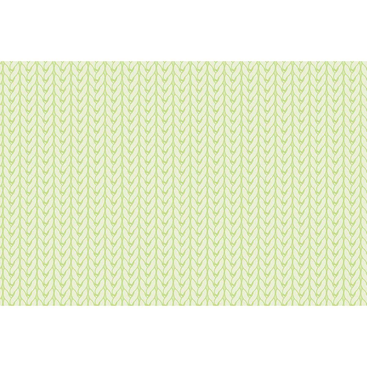 Tecido Digital Tricô Verde Menta  - Tecidos Digitais