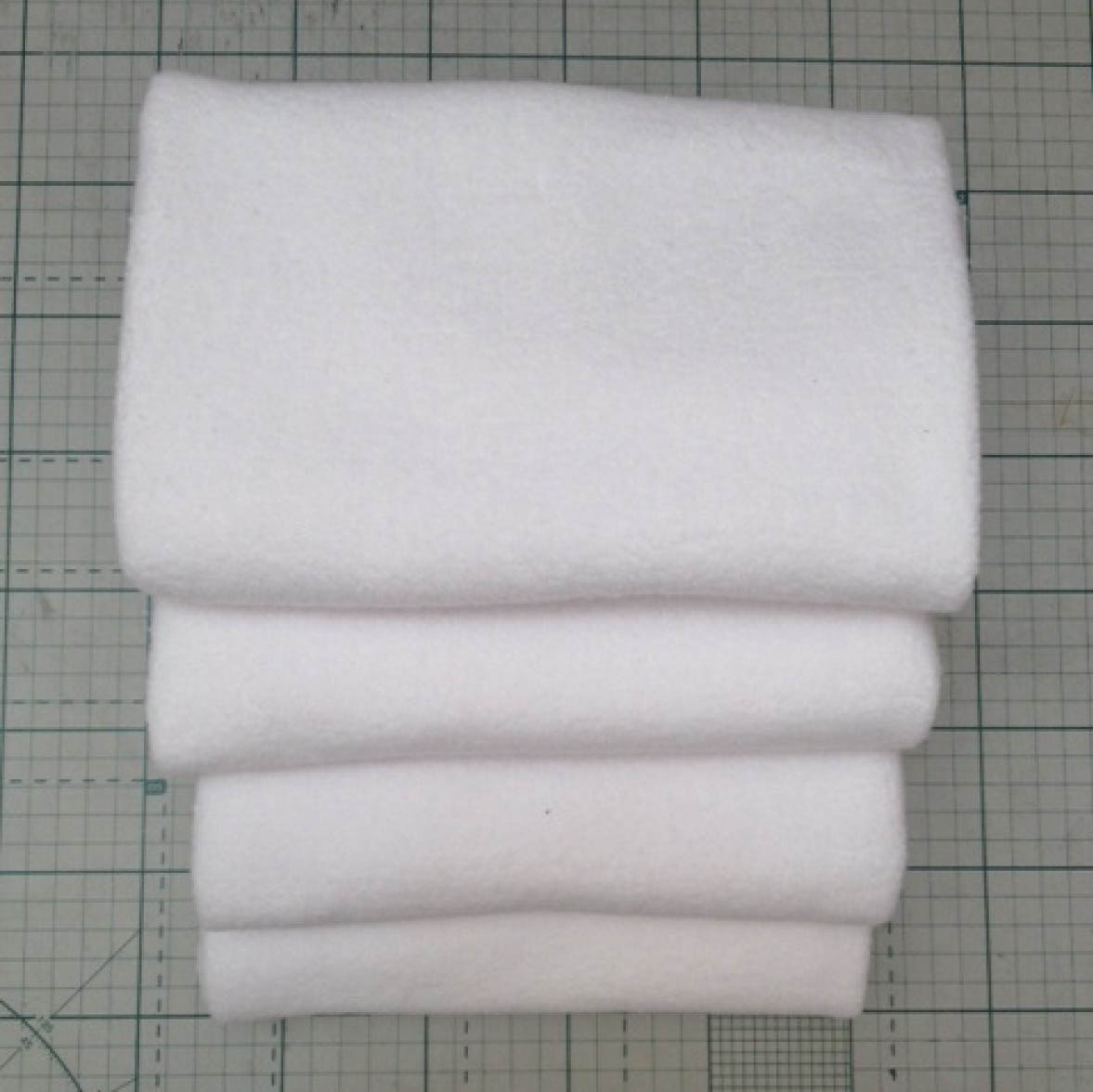 Uniflock Branco  - Tecidos Digitais