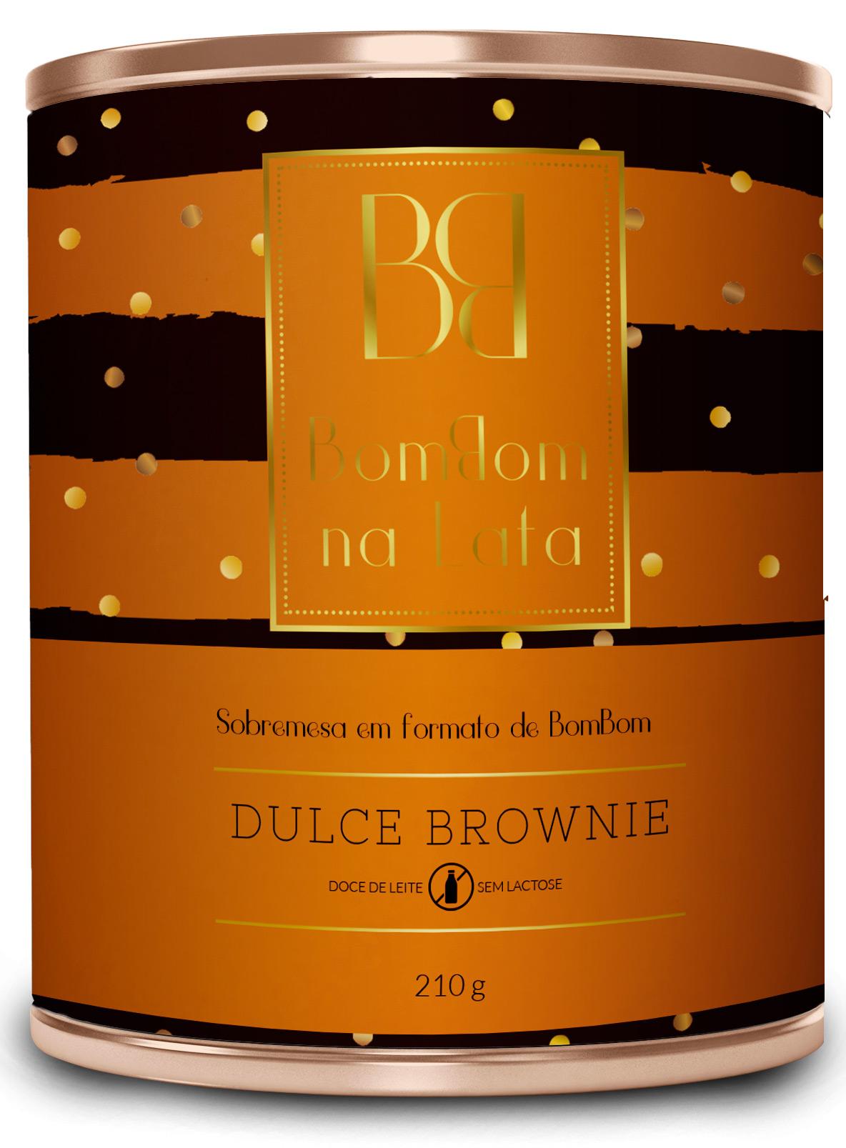 Dulce Brownie - Zero Lactose