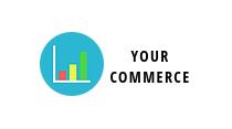logotipo Your Commerce