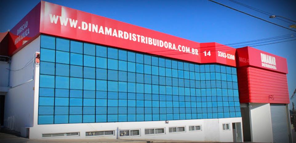 Fachada Dinamar Distribuidora