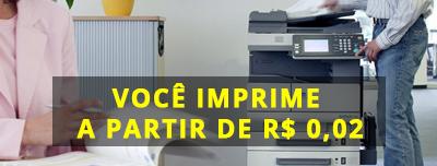 Aluguel de impressora Casa Print