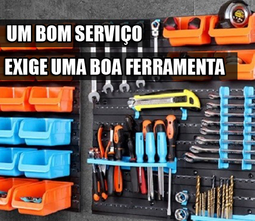 FERRAMENTAS