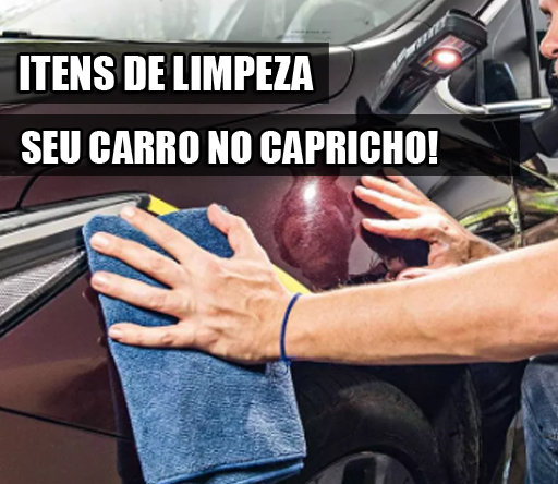 LIMPEZA E CONSERVAÇÃO