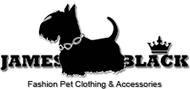 JAMES BLACK roupas e acessórios para pet