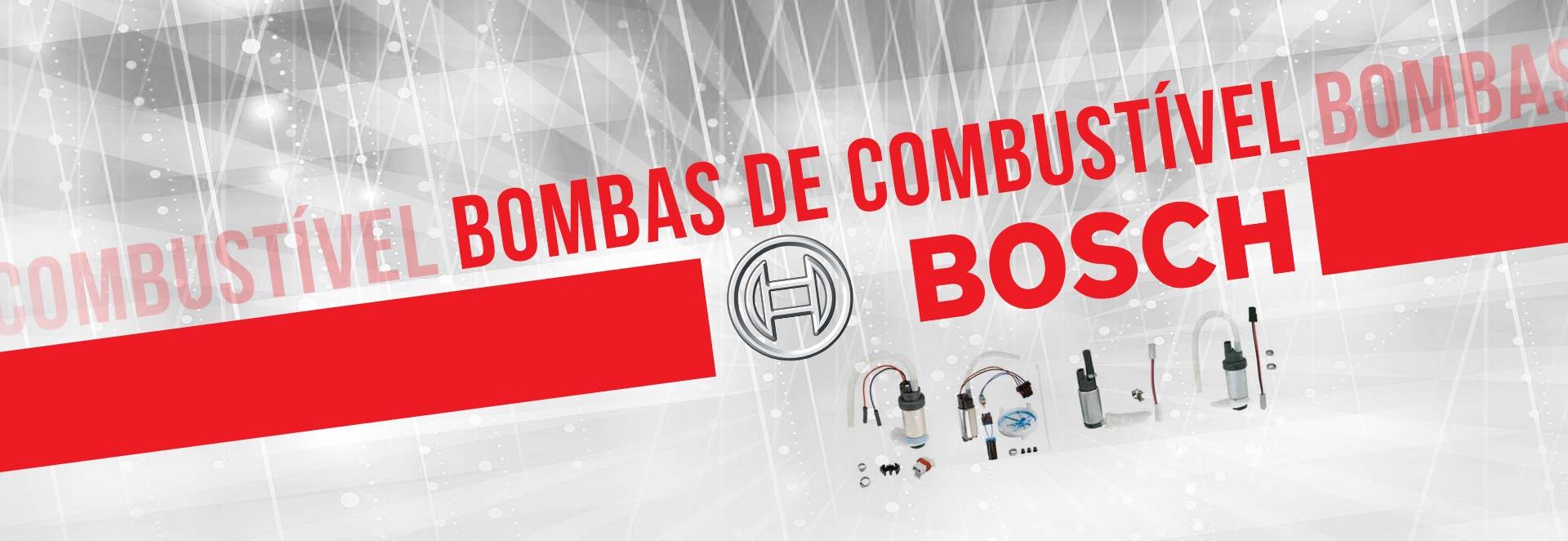 Bombas Bosch