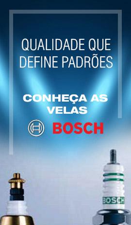 Qualidade que define padrões: velas de ignição da Bosch