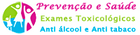 Logo da Testes Para Drogas e COVID-19. Máscaras e Como Parar de Beber e Fumar