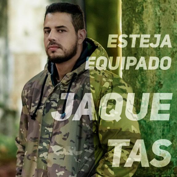 JAQUETAS - ESTEJA EQUIPADO