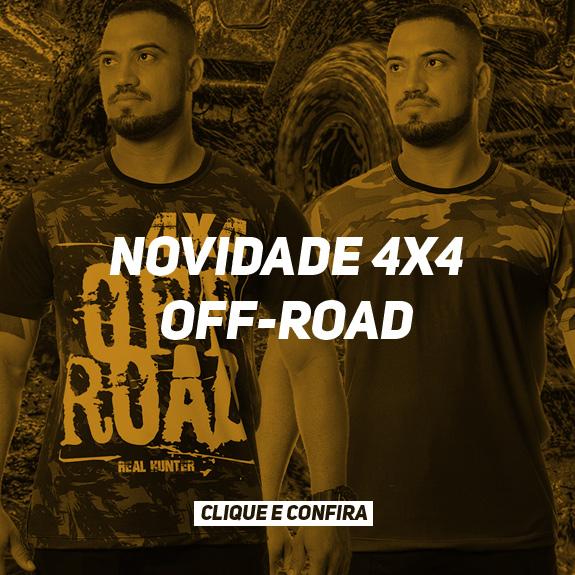 NOVIDADE OFF-ROAD