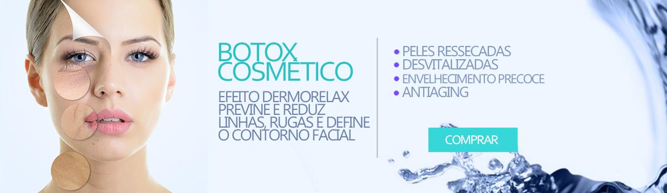 Botox cosmético