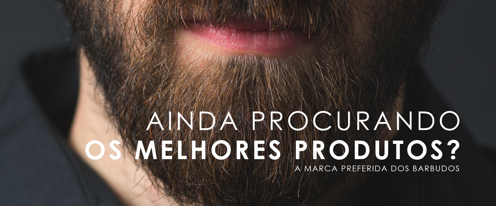 Produtos e kits de barba e barbear