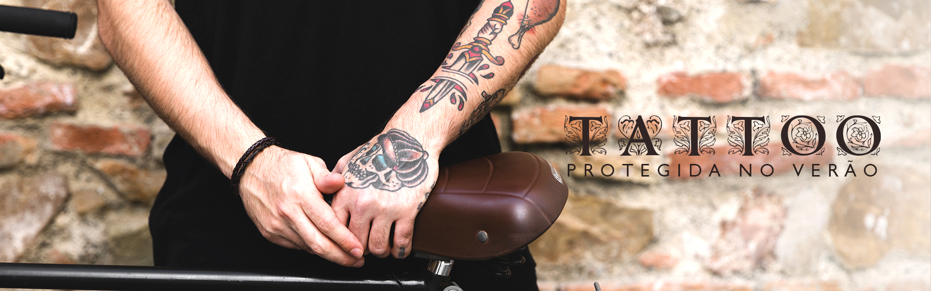 Produtos para a tatuagem com Balm para tatuagem