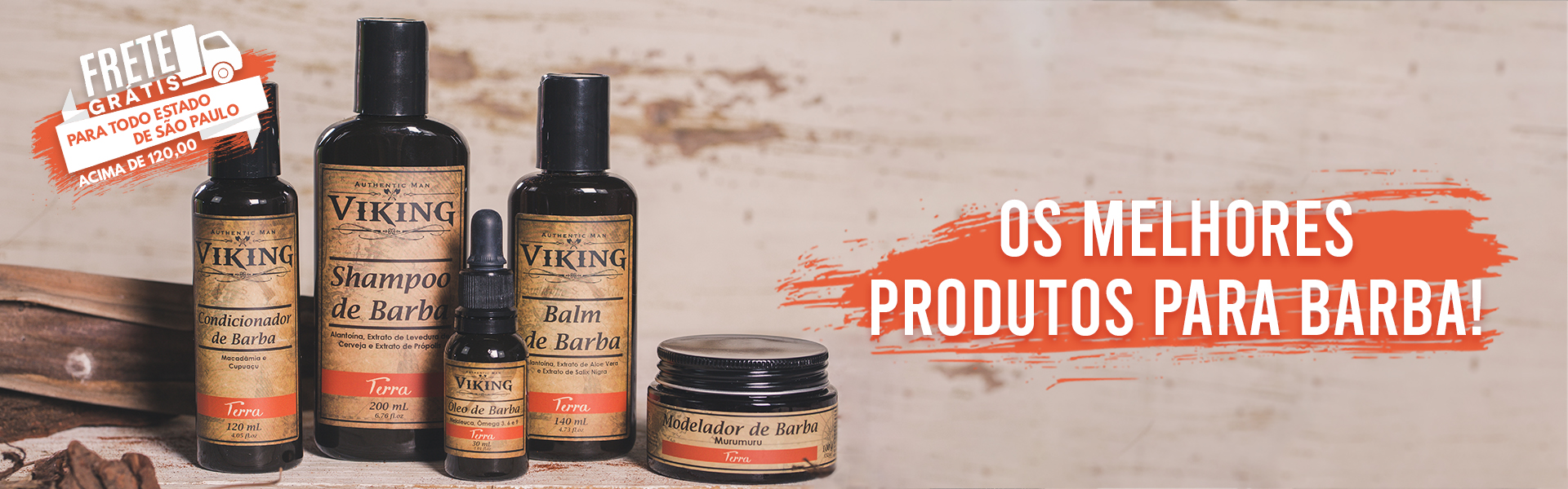 Os melhores produtos para barba