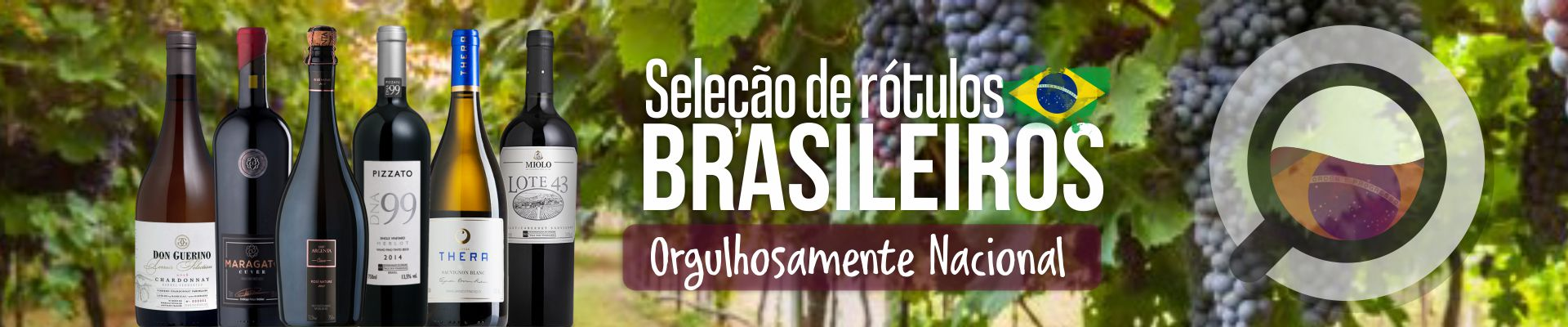 Seleção Vinhos Brasileiros