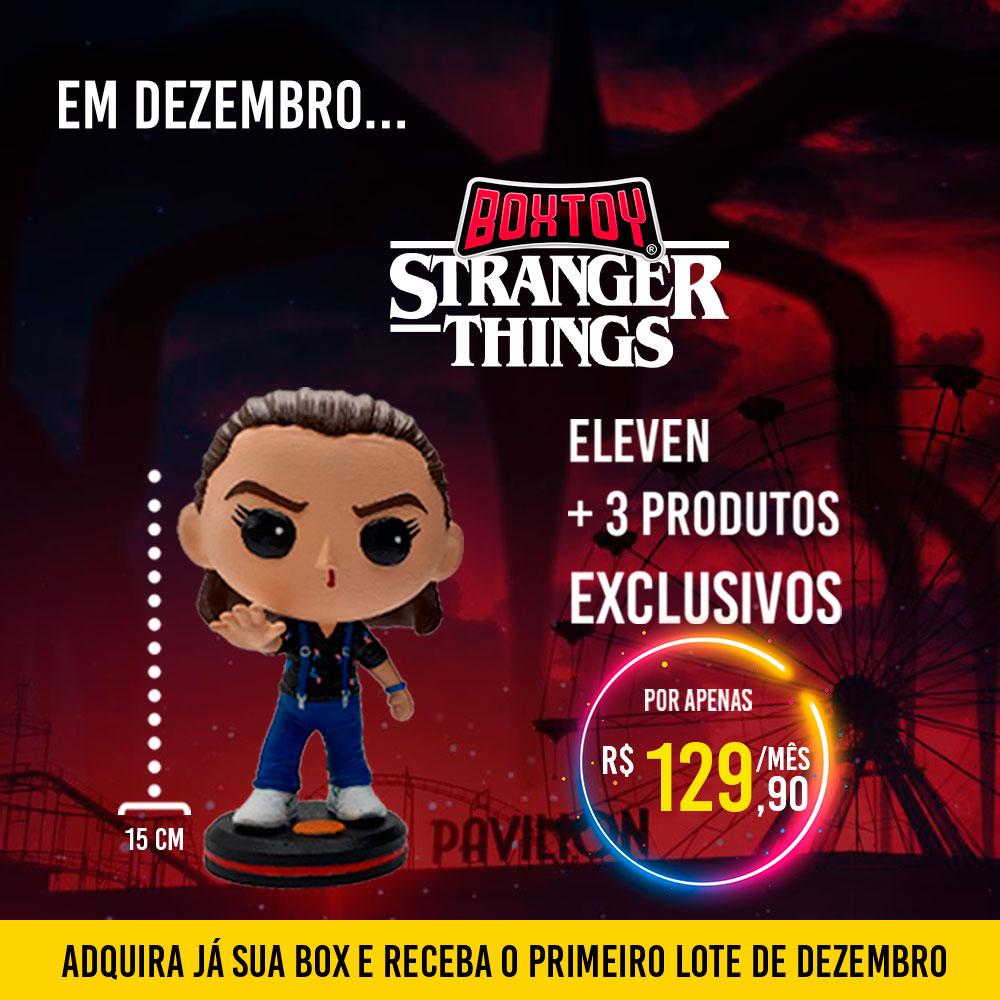Próxima Boxtoy Edição Stranger Things imagem mobile
