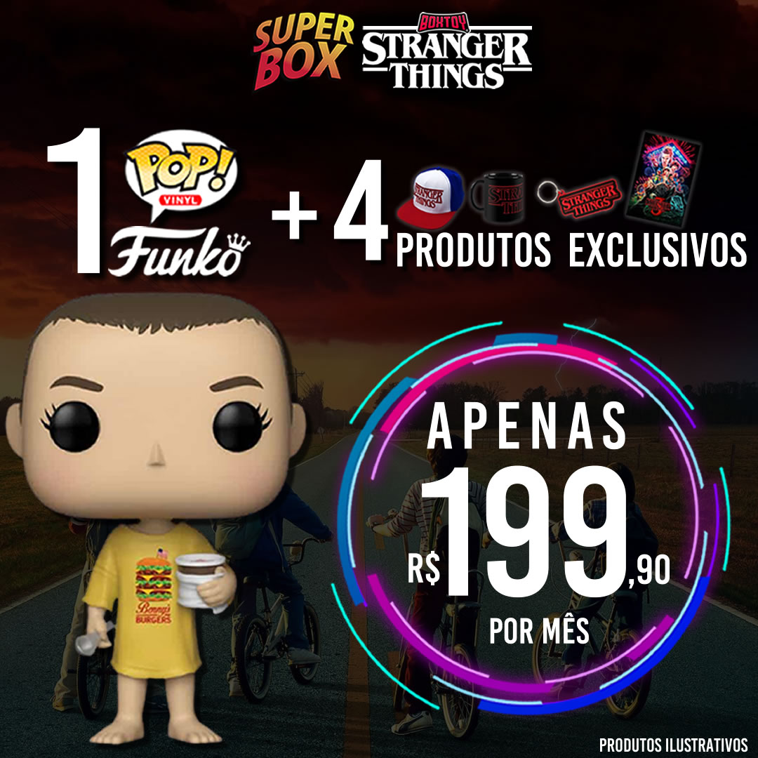 Stranger Things - Superbox - Mobile