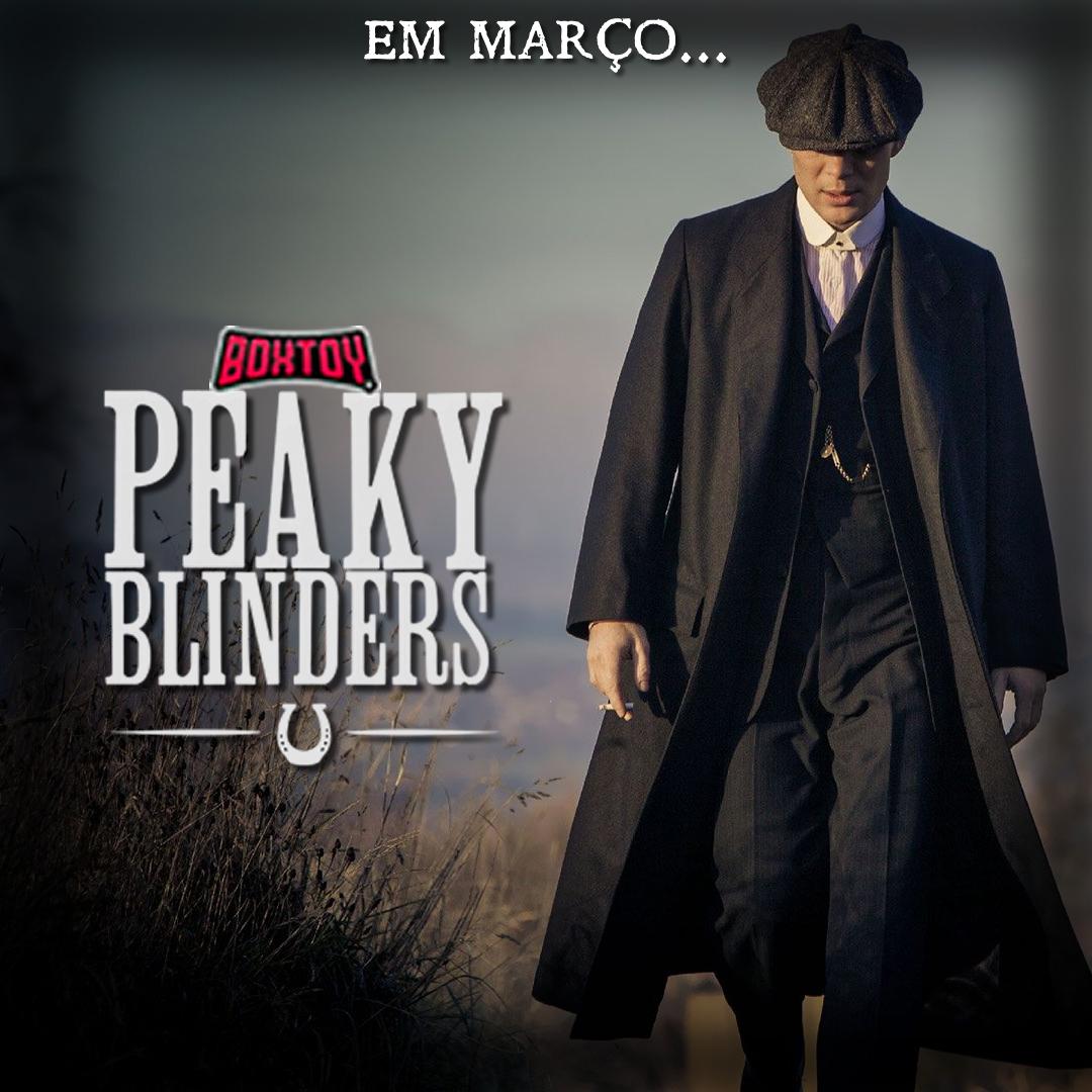 Próxima Box - Peak Blinders