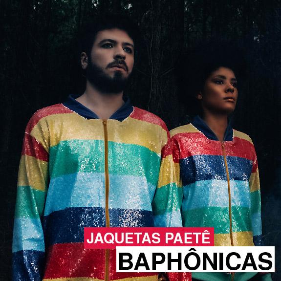 JAQUETAS DE PAETÊ