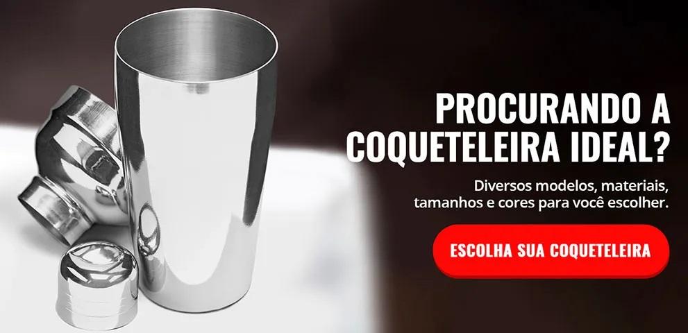 Coqueteleiras Bartender Store