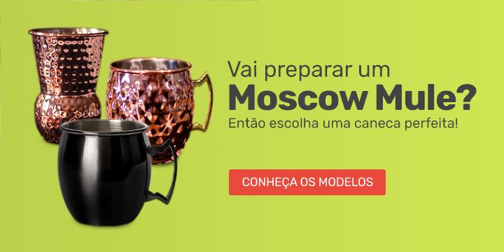 Canecas para Moscow Mule